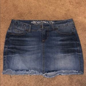 Mini skirt (Never been worn)